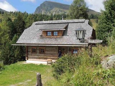 Nockberge Biosphere Reserve, Reichenau, Carinthia, Austria