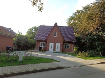 Groß Mohrdorf, Mecklenburg-Vorpommern, Deutschland