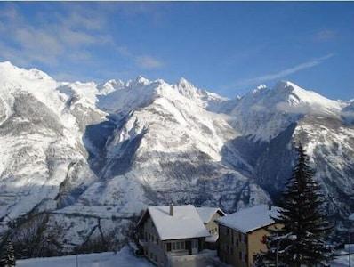 Gampel-Jeizinen Gondola, Gampel, Valais, Switzerland