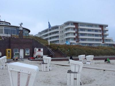 Urlaub direkt am Strand