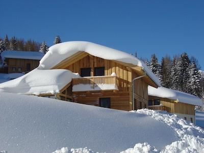 Schladminger Glacier Ski Lift, Obertraun, Styria, Austria