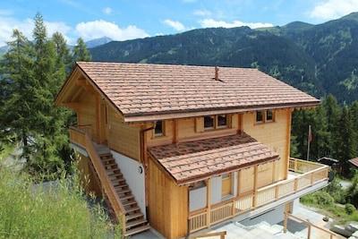 Ferienhaus Sunnabächli
