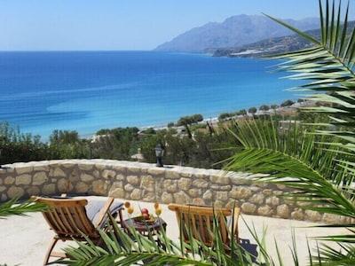Keratokambos Beach, Viannos, Crete, Greece