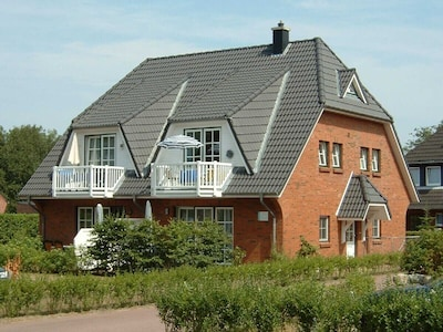 Leuchtturm von St. Peter-Böhl, Sankt Peter-Ording, Schleswig-Holstein, Deutschland