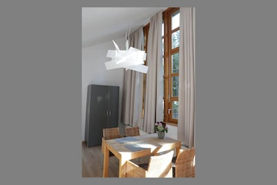 Wohnbereich im Obergeschoss