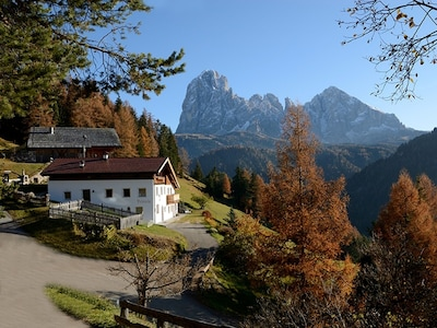 Comici 2-skilift, Selva di Val Gardena, Trentino-Zuid-Tirol, Italië