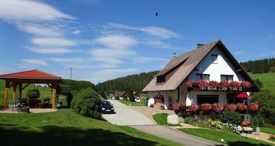 Bahnhof Altglashütten-Falkau, Feldberg, Baden-Württemberg, Deutschland