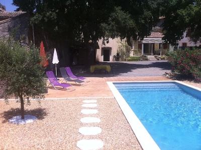 Corconne, Gard, Frankreich