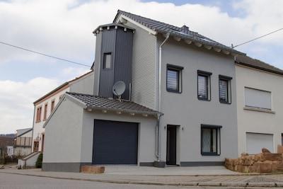 Ferienhaus im Herzen des Saarlandes