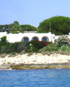 Villa Margherita, seafront