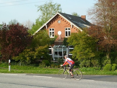Haus Elbgold am Deich