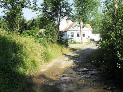 Rosenpark, Kirchschlag in der Buckligen Welt, Zuid-Oostenrijk, Oostenrijk