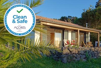 Refúgio do Pico - Clean & Safe zertifiziert