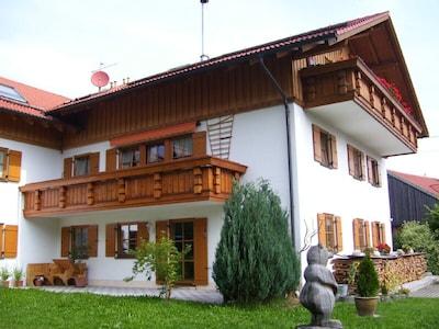 Kappel, Pfronten, Bavaria, Germany