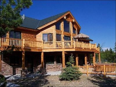 Station de ski Big Sky Resort, Big Sky, Montana, États-Unis d'Amérique