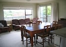Dining seats up to 10