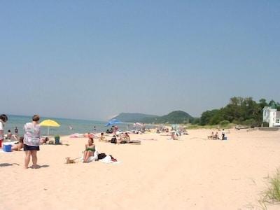 Empire Beach and Sleeping Bear Dune