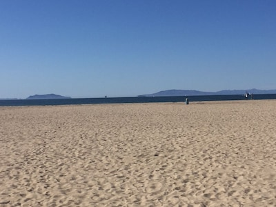 Silver Strand Beach, Port Hueneme, Oxnard, Kalifornien, USA