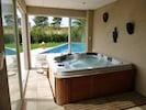 spa chauffé