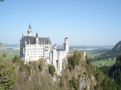 Impresionantes Vistas del castillo - Interior de lujo - cerca del lago / castillos - Wifi gratuito