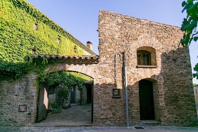 Musée Palau Solterra, Torroella de Montgri, Catalogne, Espagne
