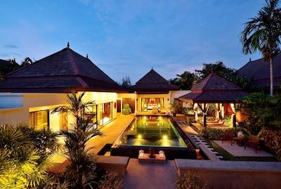 Surin Beach Villa
