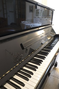 Piano droit Yamaha U1 (accordé)
