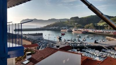 Preciosas Vistas al puerto. Nice views to the port.