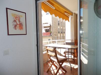 Quartier de Lépante, Nice, Alpes-Maritimes, France
