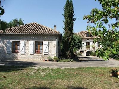 Cézac, Lot, Frankrijk