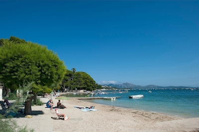 El Vilà, Pollensa, Balearic Islands, Spain