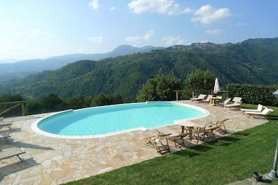 Pieve Fosciana, Toscane, Italië