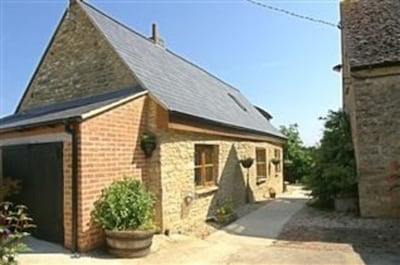 Old Bakehouse - newly converted