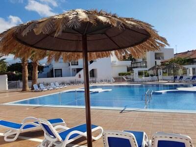 Complejo turístico Amarilla Golf, San Miguel de Abona, Canarische Eilanden, Spanje