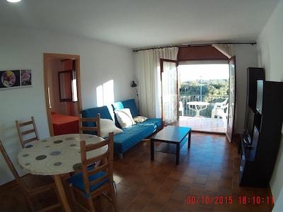 L'Estartit - Apartamento cómodo en zona tranquila - 2o piso