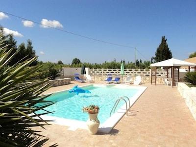 Residenza agrituristica S. Lucia con piscina- Appartamento Piccolo
