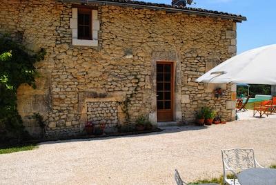 La Chapelle-Gresignac, Dordogne, France