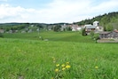 Le charmant village de Lamoura au coeur du Parc Régional du Ht Jura