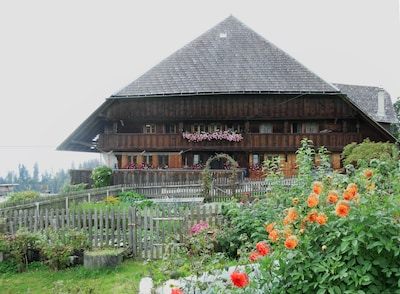 Kirche Affoltern, Affoltern im Emmental, Kanton Bern, Zwitserland