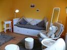 Wohn- oder Schlafzimmer EG mit TV