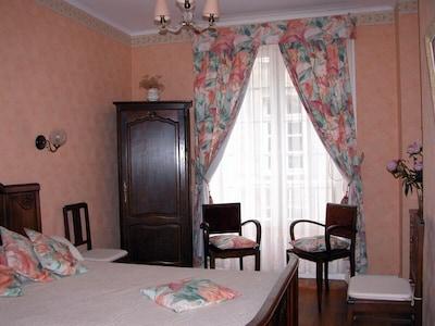 Chambre 2 1 lit de 140 isolation tri-phonique