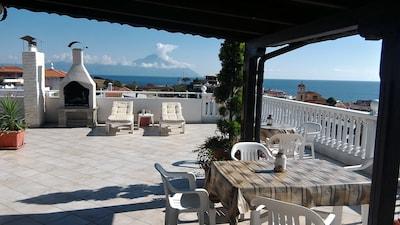 Sarti, Sithonia, Macédoine centrale, Grèce
