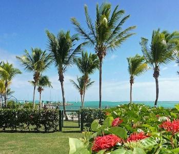 Plage de la Pointe des Pies, Saint-François, Grande-Terre, Guadeloupe