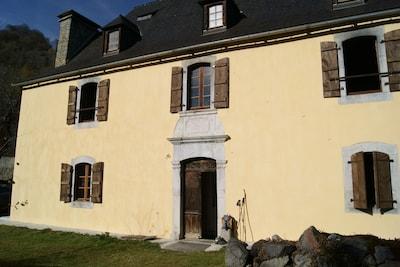 Maison bigourdane du 18° siècle