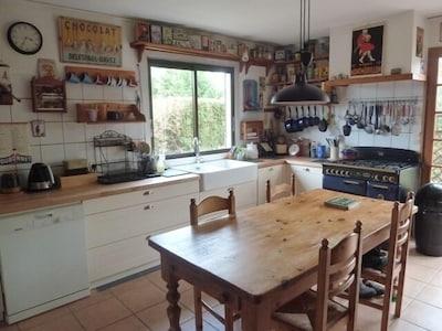 La grande cuisine.
