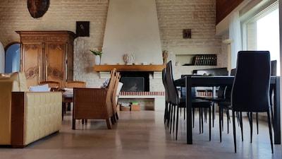 séjour salle à manger