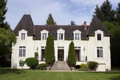Saint-Martin-des-Champs, Yonne, France