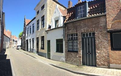 Burg, Bruges, Région flamande, Belgique