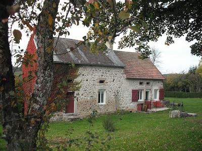 Saint-Brisson, Nievre, France