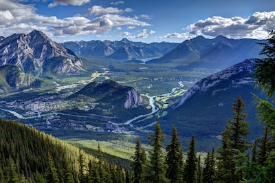 Banff & the Beautiful Bow Valley